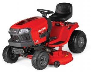 image of craftsman t135 mower