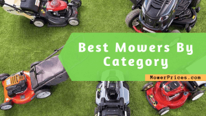 featured image of mower categories