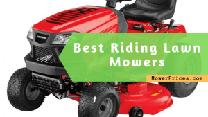 featured image for best riding lawn mowers