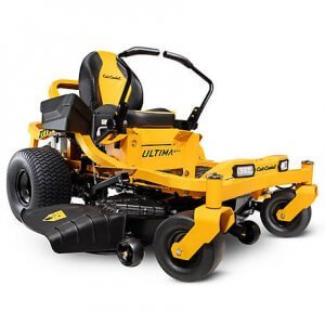 image of cub cadet ultima mower