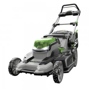 image of ego power mower