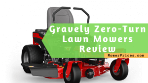 featured image for gravely zero-turn mower
