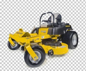 image of cub cadet mower