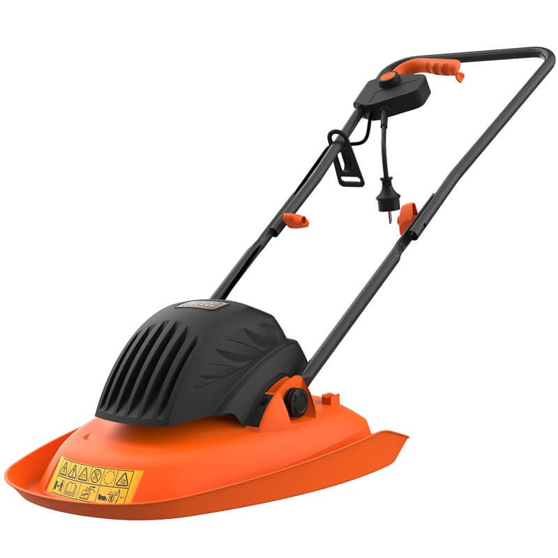 picture of a hover mower