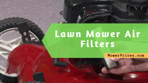 featured image for lawn mower air filters