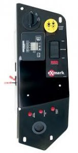 picture of exmark red-onboard intelligence board