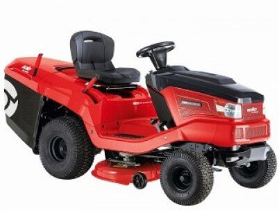 picture of ride on mower