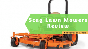 featured image for scag lawn mowers review
