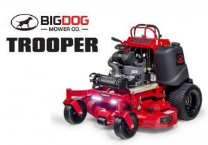 picture of bigdog's trooper mower