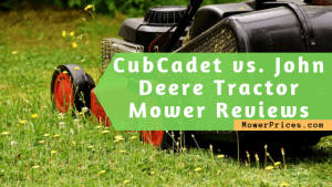 Cub cadet vs john deere zero turn