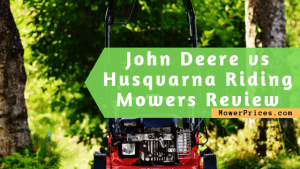 featured image for John Deere vs. Husqvarna Riding mowers Review