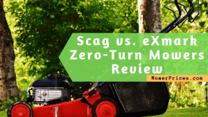 featured image for Scag vs. Exmark zero-Turn Mowers Review