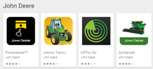 picture of john deere's apps