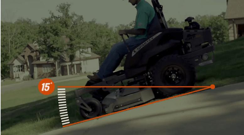spartan zero turn lawn mowers