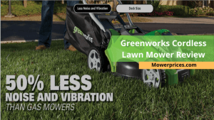 Greenworks Cordless Lawn Mower Review