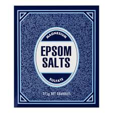 Weed Killer Vinegar And Epsom Salts