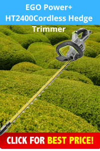 EGO Power+ HT2400Cordless Hedge Trimmer