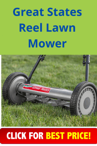 Great States Reel Lawn Mower