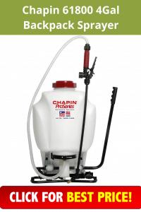 Chapin 61800 4Gal Backpack Sprayer