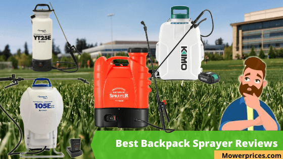 best backpack sprayer