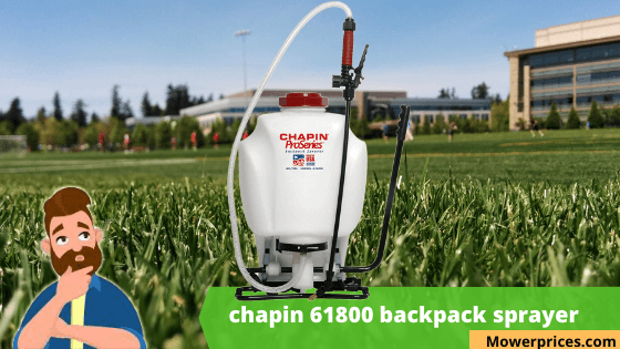chapin 61800 backpack sprayer